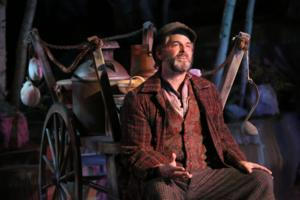 BWW Interviews: Five-Minutes with the FIDDLER and Chanhassen's leading man, Keith Rice