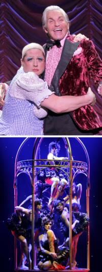 BWW Reviews: Sieber Draws Big Cheers in Smaller-Scaled LA CAGE AUX FOLLES