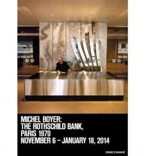 'Michel Boyer: The Rothschild Bank, Paris 1970' Exhibition to Open 11/6 in NYC