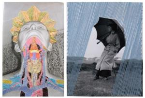 Robert Mann Gallery Opens THE EMBROIDERED IMAGE Exhibition Today