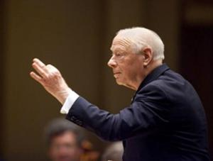 Boston Symphony Orchestra & Bernard Haitink Return to Carnegie Hall Tonight