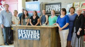 Festival Players Announces New and Expanded Partnerships with Local Businesses