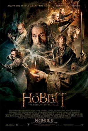 'THE HOBBIT' Rules Holiday Box Office with $29.8 Million; Disney's FROZEN Chills in Second