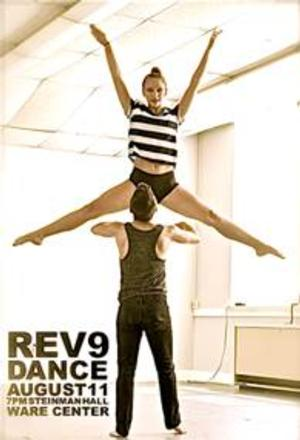 Rev9 Dance Company to Perform at Ware Center, 8/11