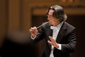 Riccardo Muti to Conduct Chicago Symphony Orchestra at Carnegie Hall