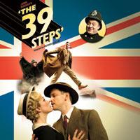 Save up to 59% on THE 39 STEPS - Just £19.50 (or £29.50 on Saturdays)!