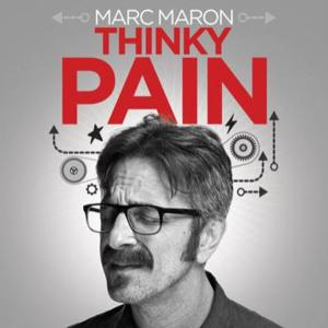 Marc Maron's THINKY PAIN Comedy Special Out Today on Double CD and Vinyl