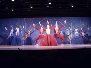 CPCC Dance Theatre Performs WINTER DREAMS, Now thru 12/8