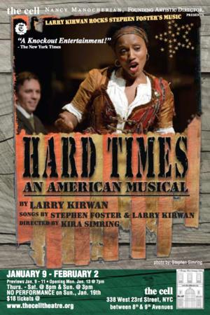 AUDIO: Three New Songs from Larry Kirwan's Stephen Foster Musical HARD TIMES Released