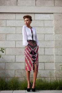The Modahnik S/S Collection Features Bold and Colorful Prints