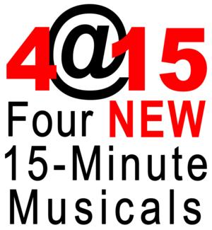 HESITATION WALTZ, MY LITTLE BRONY and More Set for '4@15' at The Playroom Theater, 4/18-19