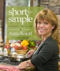 LITTLE PEOPLE, BIG WORLD Star Amy Roloff to Release Cookbook