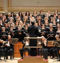 The Oratorio Society of New York's AMERICAN VOICES Concert Set for 3/5