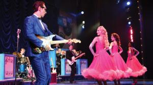 BUDDY: THE BUDDY HOLLY STORY Plays Music Hall's Historic Theater, Now thru 7/13