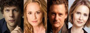 New Group's 20th Season to Feature Holly Hunter & Bill Pullman in STICKS AND BONES, Cynthia Nixon-Helmed RASHEEDA SPEEKING with Dianne Wiest, Jesse Eisenberg's THE SPOILS