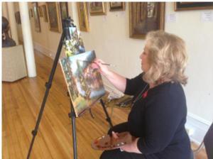 Marjorie Tressler, Donna Bingaman & More Set for Destination ARTS! Gallery Events, 1/16-19