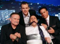 Matt Damon-Hosted JIMMY KIMMEL LIVE Dominates Late-Night Ratings