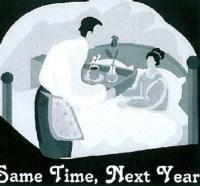 Surfside Players Present SAME TIME, NEXT YEAR, 1/11-27