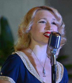 Fleur Seule Comes to 54 Below with 1940s Jazz and Swing, 7/16