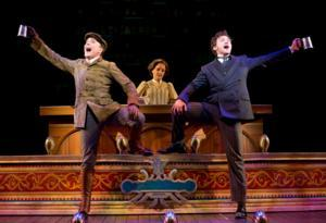 Casts of 'A GENTLEMAN'S GUIDE,' PIPPIN, ROCKY & More Set for BROADWAY ROCKS TIMES SQUARE Today