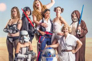 Gorilla Tango Burlesque's 'STAR WARS BURLESQUE' to Celebrate 3rd Anniversary on 7/5