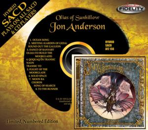 YES Legend Jon Anderson's Debut Solo Album 'Olias Of Sunhillow' Out Today