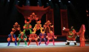 China Circus Performs at Omaha's Orpheum Tonight