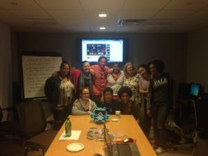 iLUMINATE Cast Members Visit Telecharge