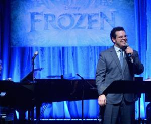No Olaf? Josh Gad Says Broadway FROZEN Unlikely for Him