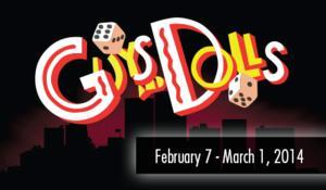 Diablo Theatre Company Presents GUYS AND DOLLS, Now thru 3/1