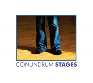 Conundrum Stages to Present CAFE CONUNDRUM at Sunrise Civic Center, 8/8