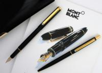 Montblanc Sets First U.S. Pop-Up Shop for Inaugural Week
