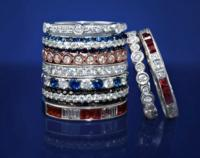 Firenze Jewels Creates Fine Stackable Rings