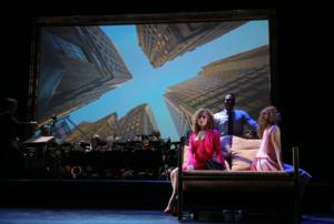 Review Roundup: Encores! A BED AND A CHAIR