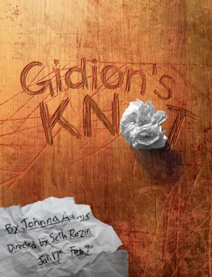 InterAct Theatre Company to Present GIDION'S KNOT, 1/17-2/9