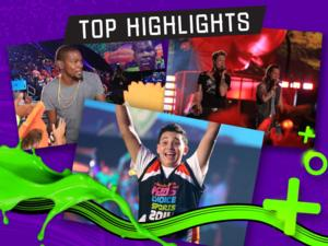 Nickelodeon's First Annual KIDS CHOICE SPORTS Tops Night in Total Viewers