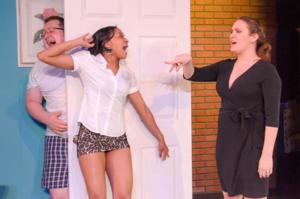 BWW Reviews: BATHROOM HUMOR Flushes at Blank Canvas