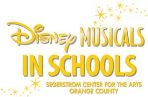 Segerstrom Center Receives $100,000 Grant for DISNEY MUSICALS IN SCHOOL Program