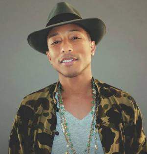Pharrell Williams to Perform at Nickelodeon's KIDS CHOICE SPORTS 2014