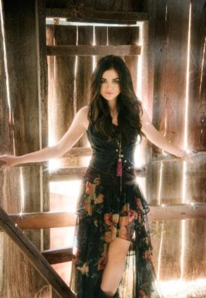 Lucy Hale Invites Fans to Relive Her Grand Ole Opry Debut