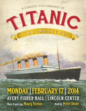 Tickets Now Available for Manhattan Concert Productions' TITANIC, Starring Michael Cerveris, Brian d'Arcy James, Victoria Clark & More!