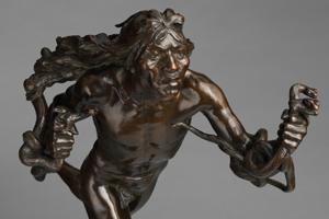 The Met Opens THE AMERICAN WEST IN BRONZE Exhibit Today