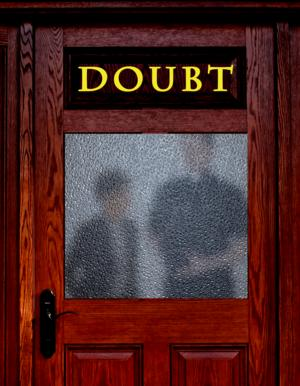USM Theatre Presents DOUBT at Portland Stage, Now thru 2/16