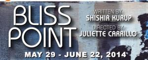 Cornerstone Theater Presents BLISS POINT, Now thru 6/22