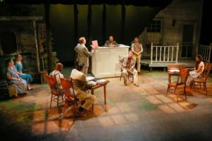 BWW Reviews: Bay Street Theatre's TO KILL A MOCKINGBIRD