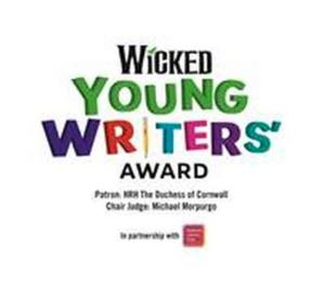 Fourth Annual WICKED Young Writers' Award Shortlist Announced