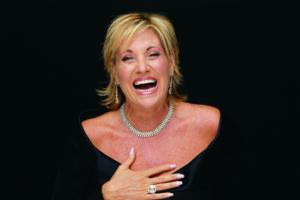 Lorna Luft to ACCENTUATE THE POSITIVE at Birdland, 6/9