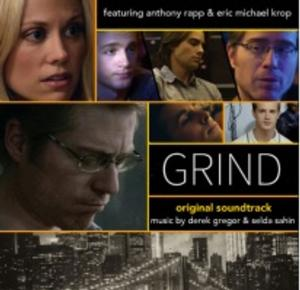 Anthony Rapp Performs on GRIND: THE MOVIE Soundtrack Produced by Telly Leung, Out 8/26