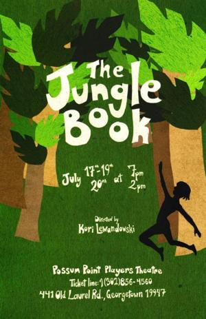 Possum Point Players' Juniors Open THE JUNGLE BOOK Tonight