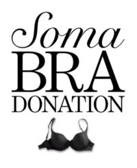 Soma Intimates Announces Giving is Beautiful Bra Donation